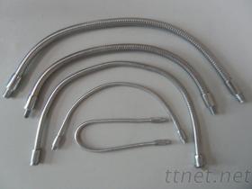 掃描槍金屬軟管 手持式條碼掃描器鵝頸管 彈簧管廠家