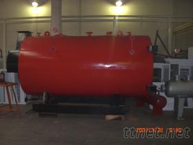 全自動燃油燃氣蒸汽鍋爐1t~2t