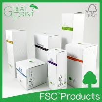 FSC環保印刷洗髮彩盒