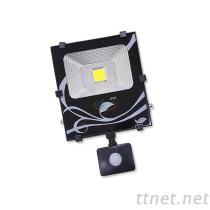 20W LED感應式投光燈, LED探照燈