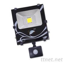 50W LED感應式投光燈, LED探照燈