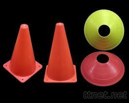 三角锥, 障碍锥