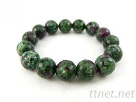 红绿宝石手珠