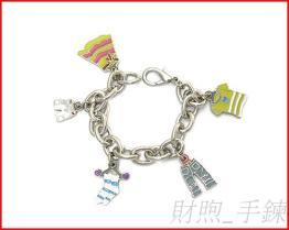 工廠直銷 金屬 手鍊 金屬手鍊飾品 高質感 璀燦手鍊 情侶手鍊 專業生產價優