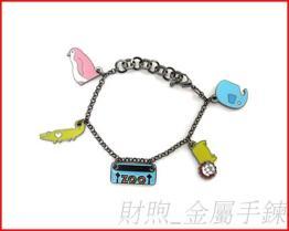廠家專業 金屬手鍊 璀燦手鍊 造型手鍊 高質感金屬手鍊飾品 情侶手鍊 閨蜜手鍊價優質佳