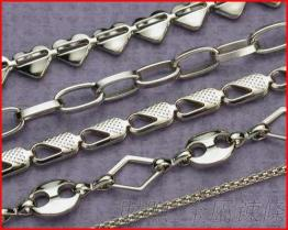 工厂专业 金属链条 铁链条 饰品链条 饰品用链 高质量 金属链条 价优供应