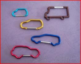 廠家生產 造型鋁勾 登山鉤 登山勾 登山扣配件 可來樣來圖訂製