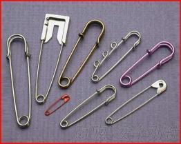高質量安全別針 蘇格蘭別針 胸章別針 胸花別針 別針專業廠家歡迎訂製