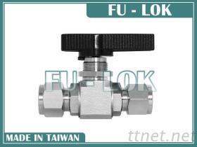 FU-LOK 低压仪表球阀