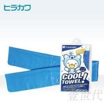 日本平川冰凉感网毛巾-韩国POP