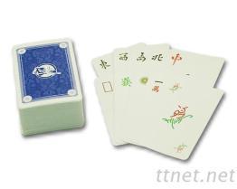 麻将扑克牌