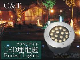 LED 15W 埋地燈