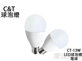 LED球泡燈13W 全周光 護眼燈泡