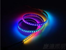 LED5050幻彩灯条5V-96灯/米 IC-WS2812