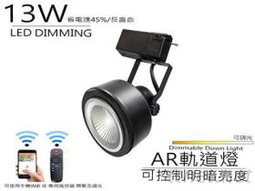 智能家居 LED 13W WiFi控制 AR圆型 轨道灯