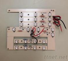 車燈 PC 板