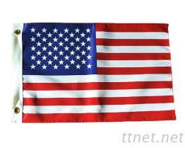 美國銅釦國旗 12