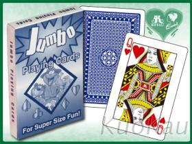 JUMBO大撲克牌 - 大撲克牌