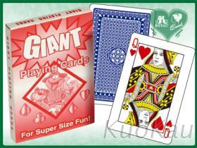 大型撲克牌