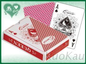 QUEEN高品質專業賭場撲克牌
