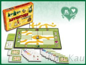 森林探險紙牌遊戲組
