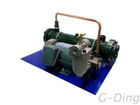 润滑、冷却循环系统