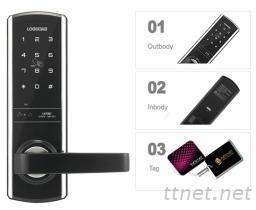 韩国EverNet电子门锁