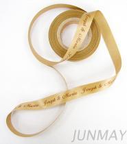 情人節緞帶/婚紗緞帶