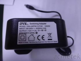12V 2A-UK 英規變壓器