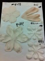 服飾花瓣材料