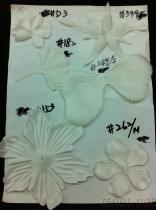 禮服花瓣材料