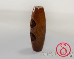 木製雙孔鈕扣