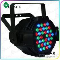 36顆3W LED舞台帕燈, 舞台婚慶燈光, 不防水帕燈