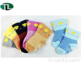 516-寬口黃小鴨防滑襪 襪子