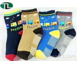 845-小火車防滑襪