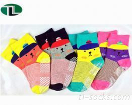 849-大熋熊防滑襪