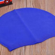 环保男女款防水硅胶泳帽批发定制, 生活日用硅胶制品定制