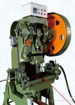 鈕釦製造設備, 沖壓機, 送料機, 裁切機