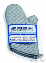 (一般型)/(加長型) 銀膠手套
