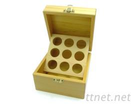 9罐裝香精木盒/木座