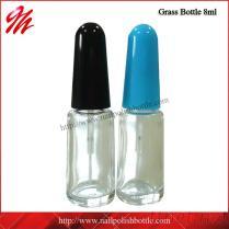 眼線刷玻璃瓶 8ml 圓形瓶