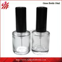 彩繪刷玻璃瓶 10ml 圓形瓶