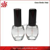 指甲油玻璃瓶 10Ml 蛋形圓瓶