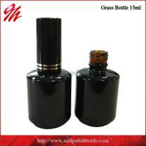 美甲光療膠烤漆玻璃瓶