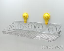 浴室萬用架