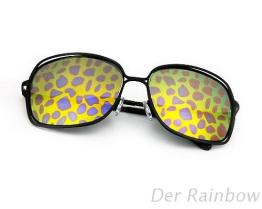 復古偏光太阳眼镜