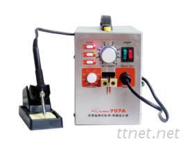 SUNKKO707A電池點焊機+電烙鐵雙功能