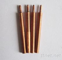 电池点焊焊针, 氧化铝铜焊针, 电池专用点焊焊针