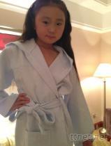 兒童浴袍純棉毛巾料