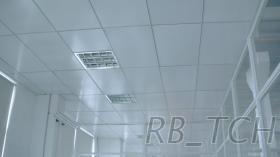 統成蜂巢, 鋁蜂巢板, 天花板